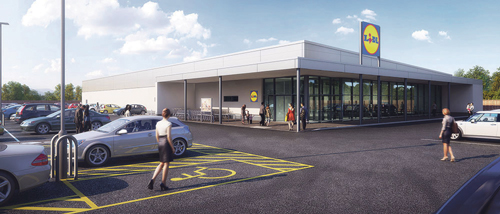 Concerns delay decision on Lidl store