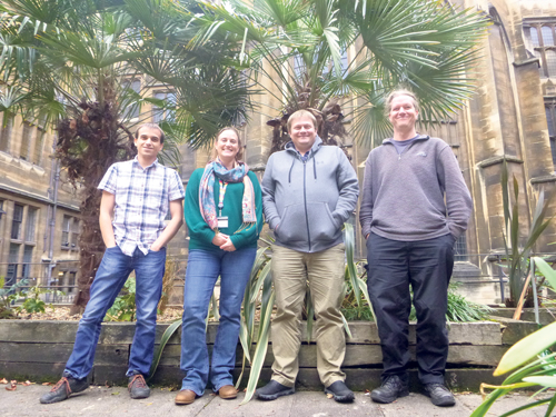 Bristol University scientists play key role in exciting mission to Mars