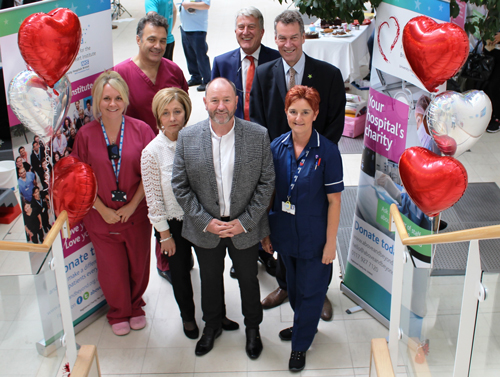Bristol Heart Institute Appeal  hits £830,000 fundraising target
