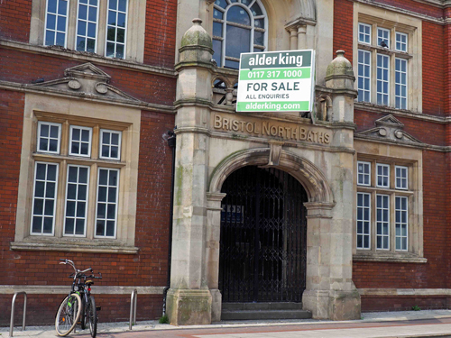 Go-ahead for Bristol North Baths to become offices