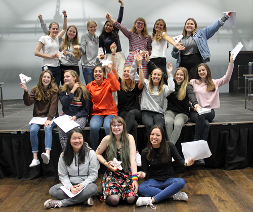 Top marks for Redmaids' High: school celebrates breadth, depth and diversity
