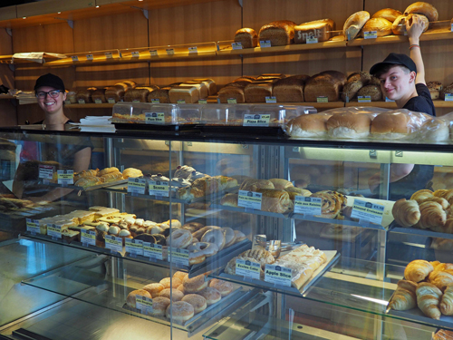 Joe's Bakery opens second shop on Gloucester Road