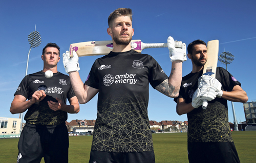 Gloucestershire announce new kit partnership with Samurai sportswear