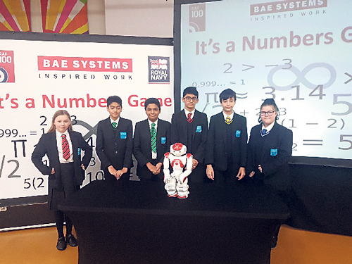 Thrills and fun as numbers roadshow comes to Orchard