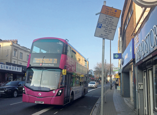Parking restrictions on Gloucester Road – are traders still concerned?