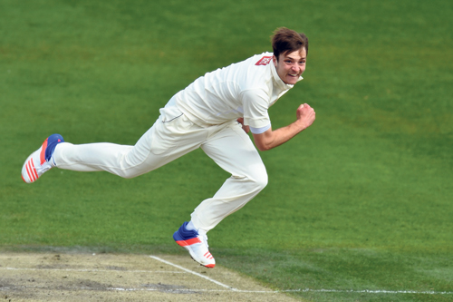 Stuart Whittingham signs for Gloucestershire Cricket