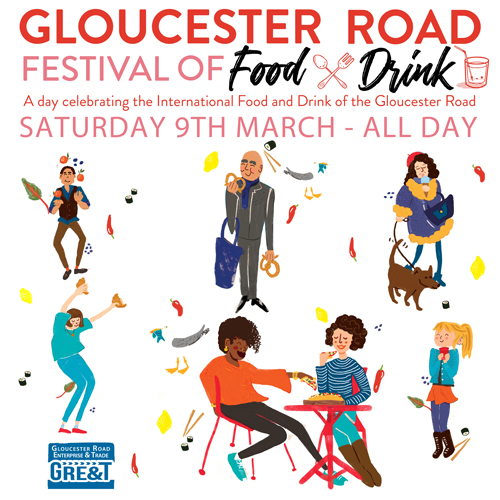 International Food and Drink Festival - a day to celebrate