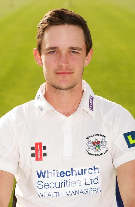 Gloucestershire Cricket's new 2016 four-day captain Gareth Broderick pledges push for promotion