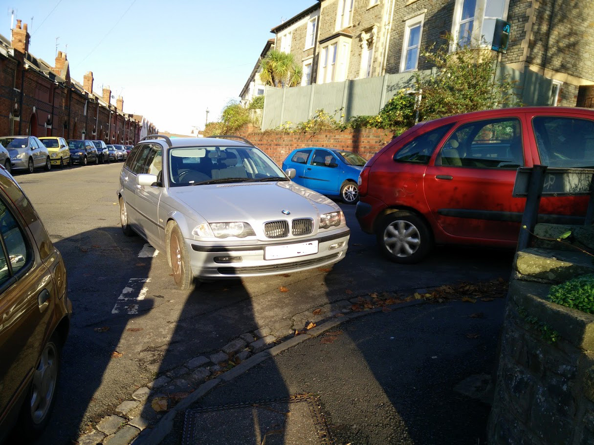 Parking in North Road
