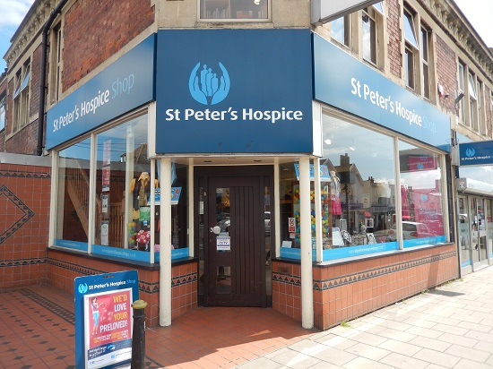 St Peter's Hospice, Gloucester Road