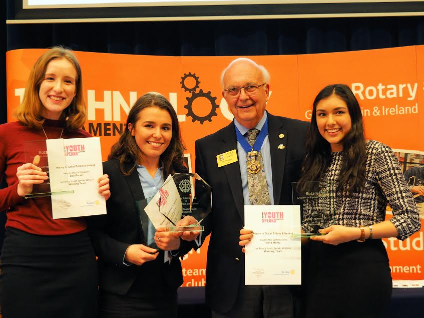 Youth speakers win national debating competition
