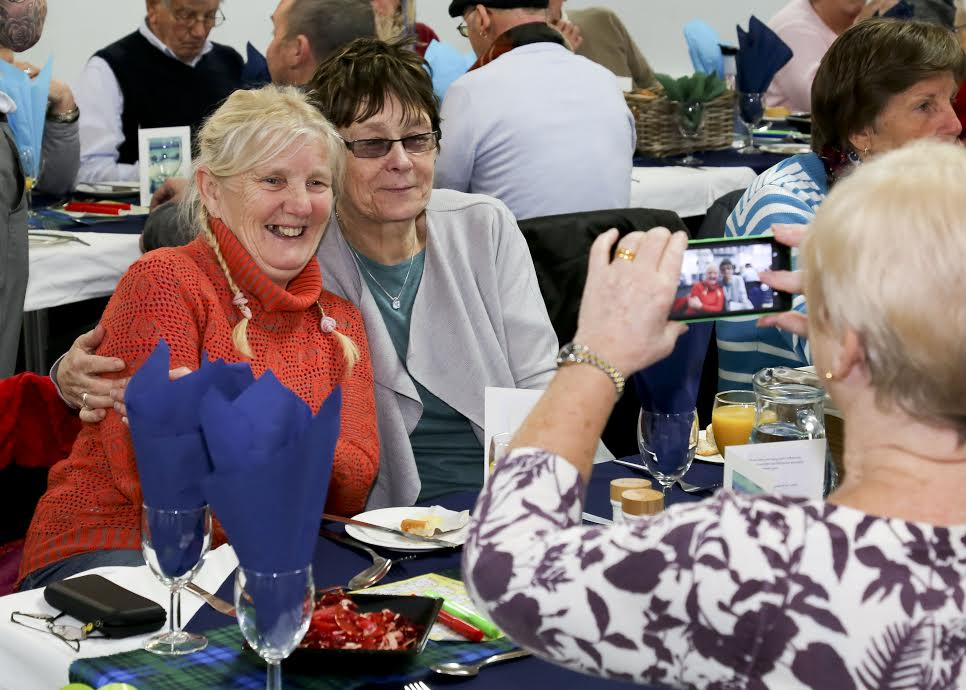 Come dine with us — community friendship lunch at BGS