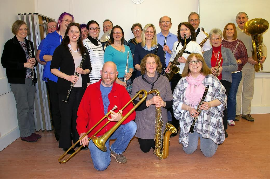 Wind Band Association Celebrates Charity Status