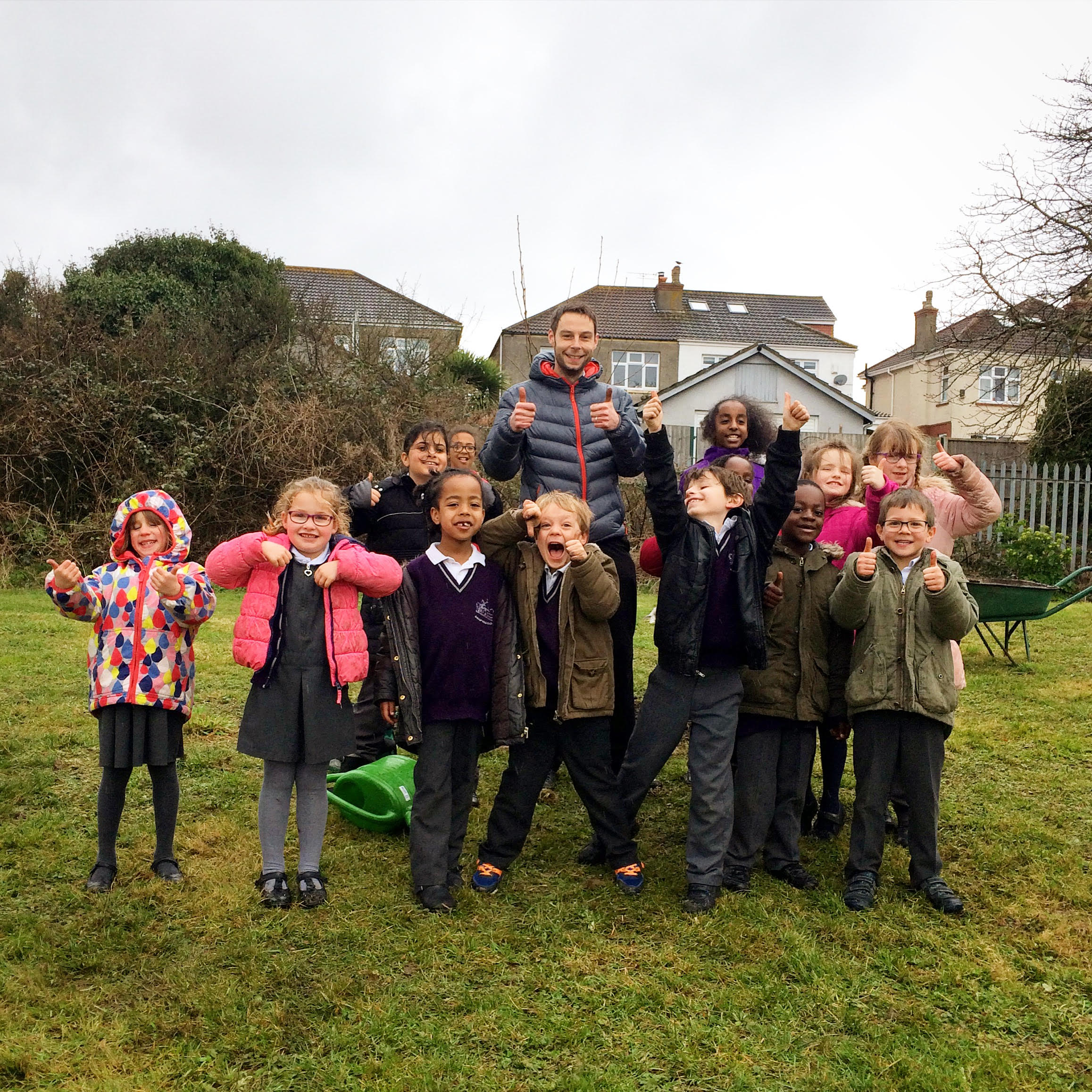 Bishop Rd school aims to raise £2,500 to fund vital green spaces for learning