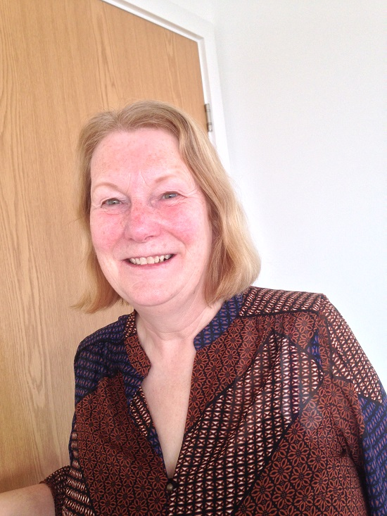 Labour candidate for Bishopston, Eileen Means