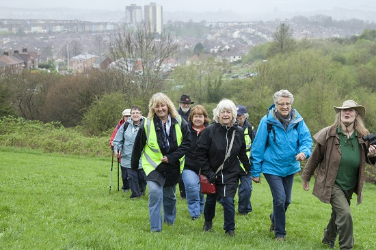 Be a step ahead for Bristol's Walking Festival