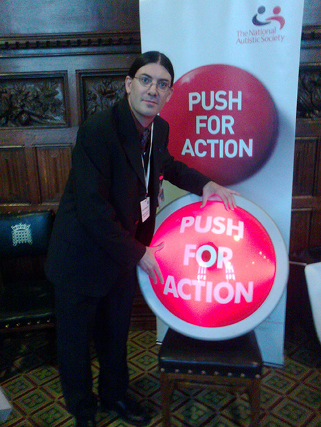 Autism champion, Councillor Willingham, pushing for action
