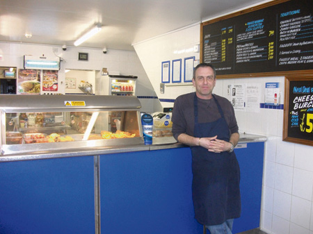 Bishopston chip shop scoops top award for second year