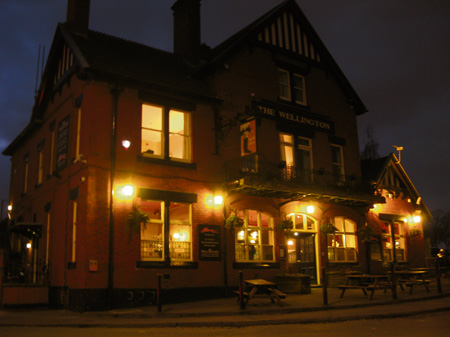 The Wellington, Horfield