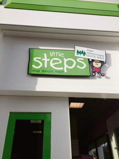 Little Steps makes great strides with new store