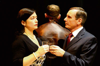Kelvin Players pair up original production and Pinter