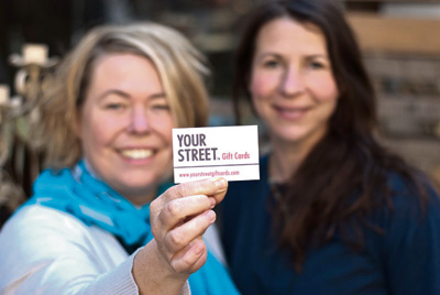 Your Street Gift Cards